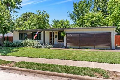 Single Family Home For Sale: 619 Peavy Road