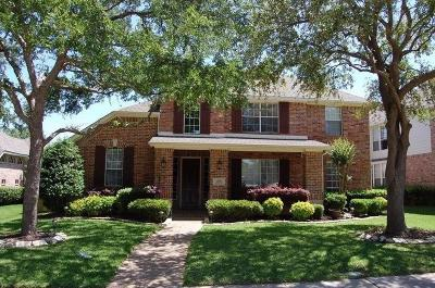 Allen  Residential Lease For Lease: 1505 Westmont Drive