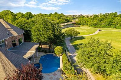 Single Family Home For Sale: 822 Shallowater Drive