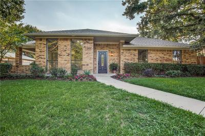 Coppell Single Family Home Active Option Contract: 248 Simmons Drive