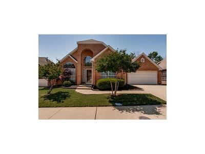 McKinney Single Family Home For Sale: 5107 Hawks Nest
