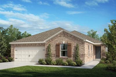 Aubrey Single Family Home For Sale: 2620 Wheeler Avenue