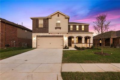 Aubrey Single Family Home For Sale: 2708 Tobias Lane