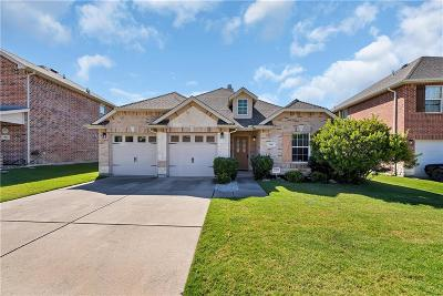 Collin County, Denton County Single Family Home For Sale: 9867 Vickie Lane