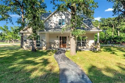 Fort Worth Single Family Home For Sale: 11772 Randle Lane