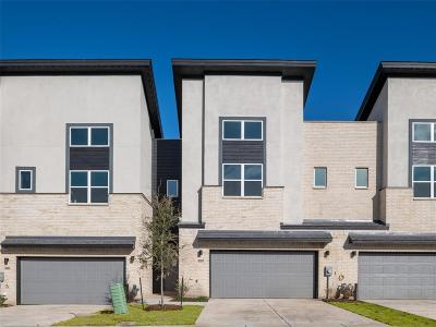 Irving Townhouse For Sale: 4307 Hebron Street