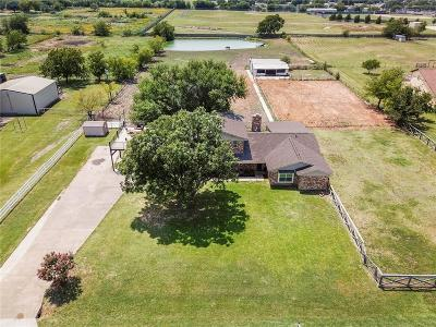Fort Worth Single Family Home For Sale: 11461 Ridgeview Circle