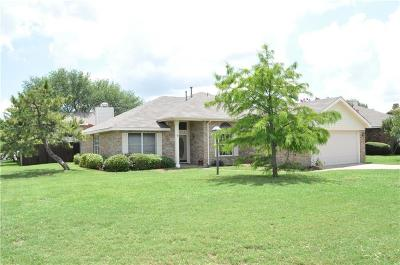 Denton Single Family Home For Sale: 2210 Westview Trail
