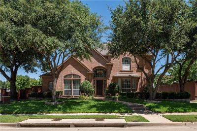 Plano Single Family Home For Sale: 4689 Old Pond Drive