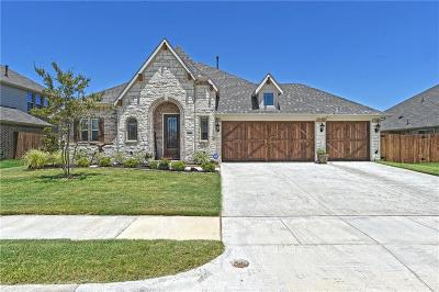 Denton Single Family Home For Sale: 5016 Marble Falls Drive