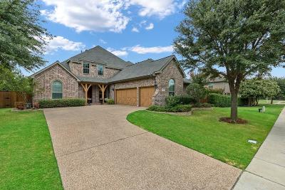 McKinney Single Family Home For Sale: 3600 Cascades Drive