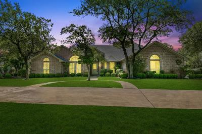 Parker County Single Family Home For Sale: 801 Squaw Creek Road