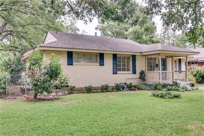 Dallas Single Family Home For Sale: 10312 Pinecrest Drive