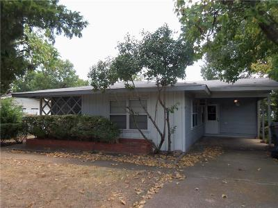 Dallas Single Family Home For Sale: 7224 Charles Court