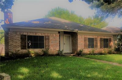 Mesquite Single Family Home For Sale: 1521 Colborne Drive