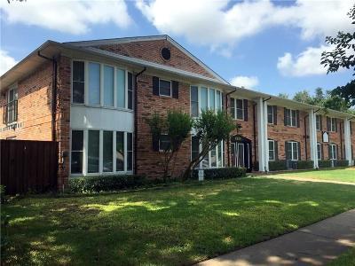 Dallas County Condo For Sale: 4206 Newton Avenue #106