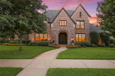 Coppell Single Family Home For Sale: 755 Lexington Avenue