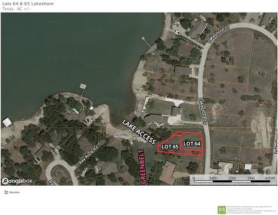 Runaway Bay Residential Lots & Land For Sale: Lot 64 Lakeshore Drive
