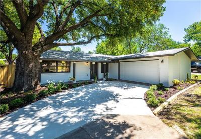 Dallas County Single Family Home For Sale: 3647 High Mesa Drive