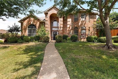 Rockwall Single Family Home For Sale: 1806 Lake Breeze Drive