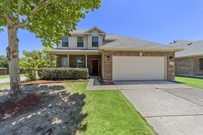 Little Elm Single Family Home For Sale: 901 Horizon Ridge Circle