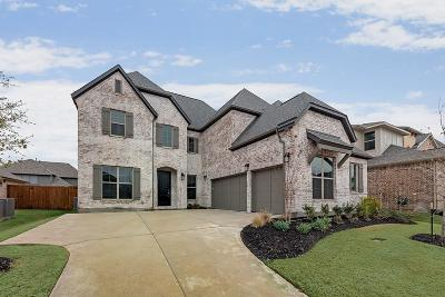 Frisco Single Family Home For Sale: 11286 Copperstone Lane
