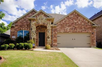 McKinney Single Family Home For Sale: 5109 Datewood Lane