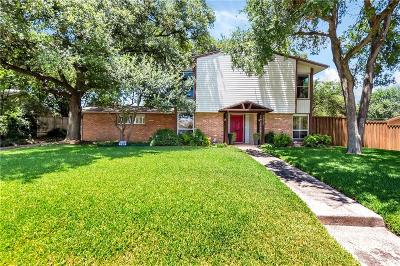 Single Family Home For Sale: 3935 Crown Shore Dr