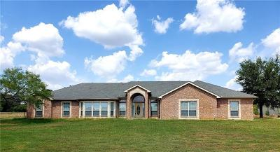 Johnson County Single Family Home Active Option Contract: 6624 Shadow Valley Drive