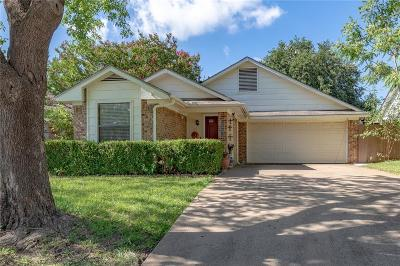 Fort Worth Single Family Home For Sale: 2505 Bamberry Drive