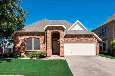 Denton Single Family Home For Sale: 9701 Waterhaven Drive