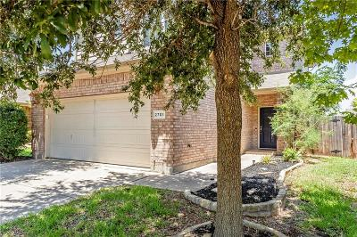 Single Family Home For Sale: 2701 Mountain Lion Drive