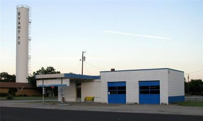 Evant Commercial For Sale: 210 S Us Highway 281