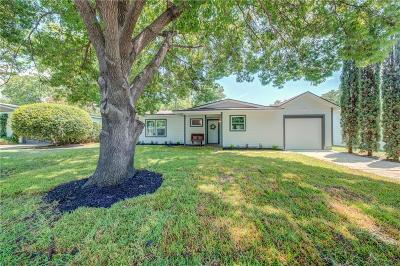 Farmers Branch Single Family Home For Sale: 2636 Greenhurst Drive