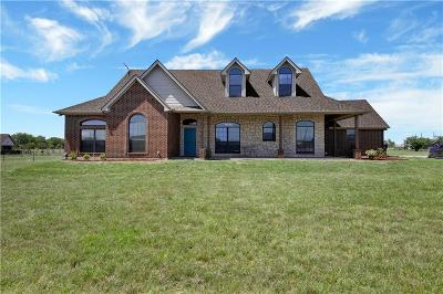 Denton County Single Family Home For Sale: 6025 Ge Horton Road