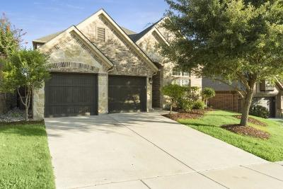 Fort Worth Single Family Home For Sale: 6521 Valencia Grove Pass