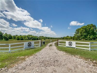 Collin County Farm & Ranch For Sale: 15990 County Road 543