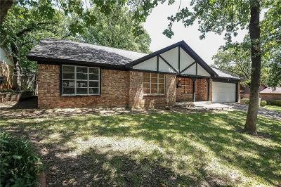 Fort Worth Single Family Home For Sale: 7441 Laurie Drive