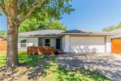 Benbrook Single Family Home For Sale: 109 Kenshire Drive