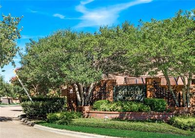 Irving Townhouse For Sale: 1902 Wilshire Drive