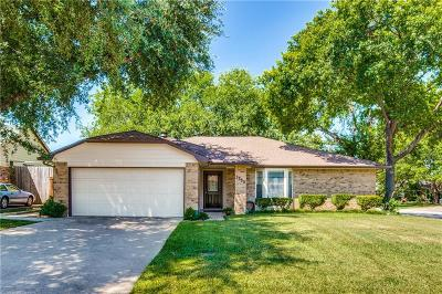 Flower Mound Single Family Home For Sale: 1300 Homestead Street