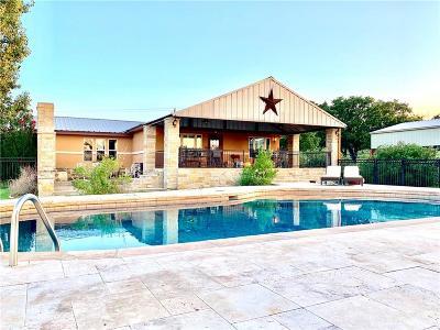 Breckenridge Single Family Home For Sale: 4624 County Road 206