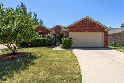 Saginaw Single Family Home For Sale: 1117 Iron Horse Drive
