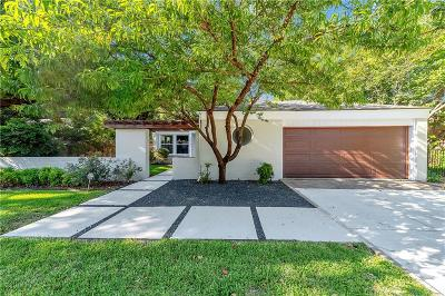 Fort Worth Single Family Home For Sale: 3813 Crestwood Terrace