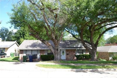 Garland Single Family Home For Sale: 313 Fieldside Drive