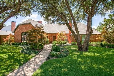 Richardson Single Family Home For Sale: 2711 W Prairie Creek Drive