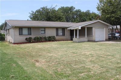 Dallas County Single Family Home For Sale: 2905 W Rochelle Road
