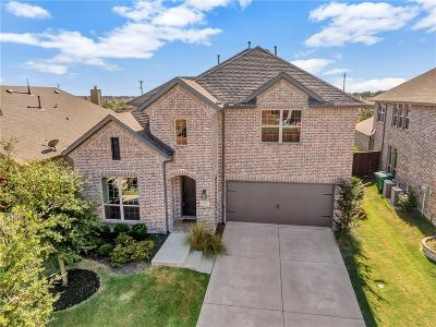 Prosper Single Family Home For Sale: 1717 Forest Park Drive