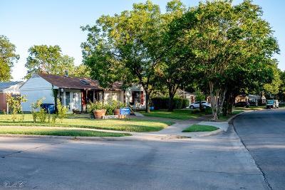 Dallas County Single Family Home For Sale: 10654 Aledo Drive