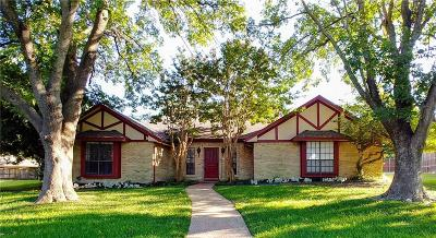 Plano Single Family Home For Sale: 3805 Bainbridge Court